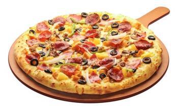 Pizza xúc xích