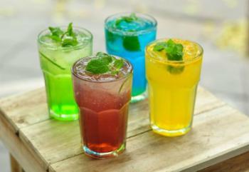 Soda trái cây